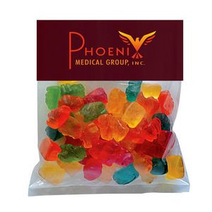 Gummy Bears in Small Header Pack