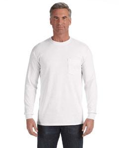 Comfort Colors® Long-Sleeve Pocket T-Shirt