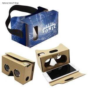 Custom Cardboard Virtual Reality v2