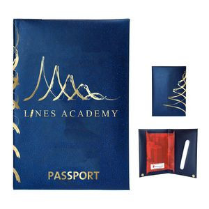 Paper Passport Cover