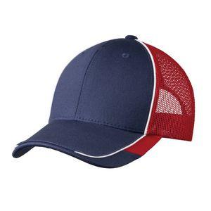 Port Authority® Colorblock Mesh Back Cap