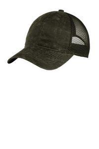 Port Authority® Pigment Print Mesh Back Cap