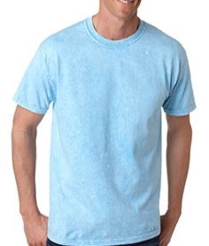 Tie-Dye Adult 5.4 oz., 100% Cotton Vintage Wash T-Shirt