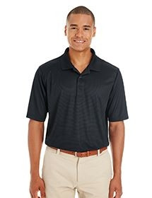 CORE365™ Men's Express Microstripe Performance Piqué Polo Shirt