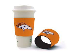 Silkscreened Reusable Coffee Cozy