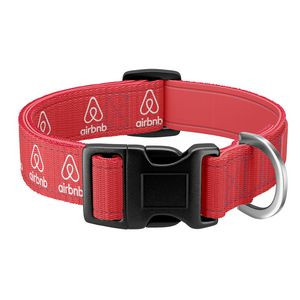 Coarse Weave Pet Collar