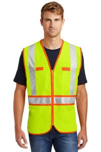 Cornerstone® ANSI 107 Class 2 Dual-Color Safety Vest