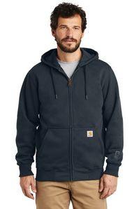 Carhartt® Rain Defender® Paxton Heavyweight Hooded Zip-Front Sweatshirt