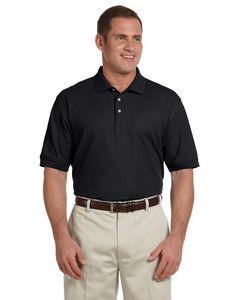 Devon & Jones® Men's Pima Piqué Short Sleeve Polo Shirt