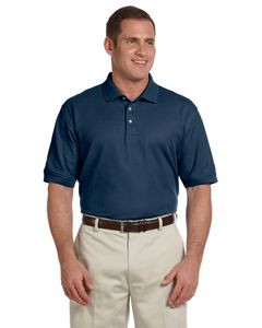 Devon & Jones® Men's Tall Pima Piqué Short Sleeve Polo Shirt