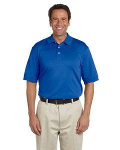 Devon & Jones® Men's Solid Perfect Pima Interlock Polo Shirt