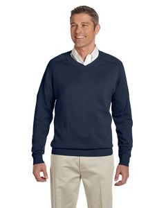 Devon and Jones Men's V-Neck Sweater