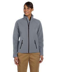 Devon & Jones® Ladies' Bonded Tech-Shell Duplex Jacket