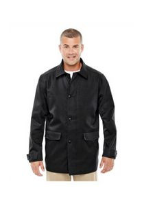 Devon & Jones® Men's Lightweight Basic Trench Jacket