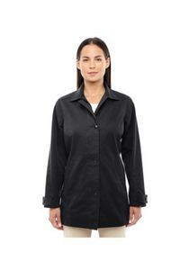 Devon & Jones® Ladies' Lightweight Basic Trench Jacket