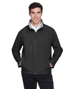 Devon & Jones® Men's Soft Shell Jacket