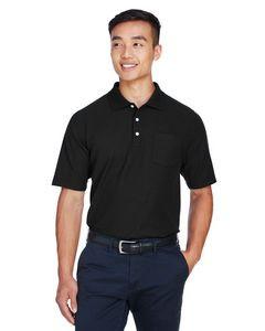Devon & Jones® Men's DRYTEC20™ Performance Pocket Polo Shirt