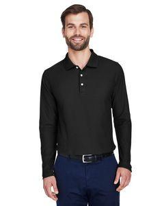 Devon & Jones® Men's DRYTEC20™ Performance Long Sleeve Polo Shirt