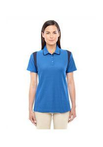 Devon & Jones® Ladies' DRYTEC20™ Performance Color Block Polo Shirt