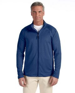 Devon and Jones Men's Stretch Tech-Shell® Compass Full-Zip