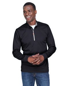 Devon and Jones Men's DRYTEC20? Performance Quarter-Zip