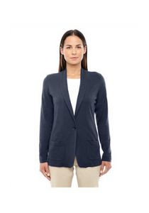 Devon & Jones® Ladies' Perfect Fit Shawl Collar Cardigan