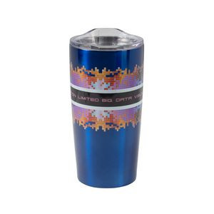 Perfect Temp 20 oz. Stainless Steel Vacuum Tumbler