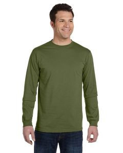Econscious - Big Accessories Men's 100% Organic Cotton Classic Long-Sleeve T-Shirt