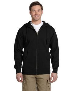 Econscious Men's 9 Oz. Organic/Recycled Full-Zip Hoodie