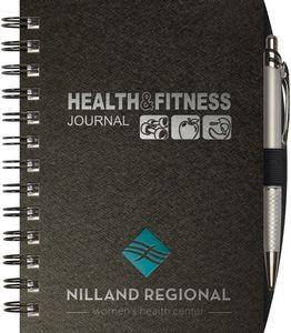 "Health Journals - Exercise/Nutrition (5""x7"")"