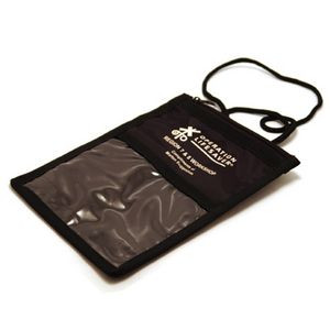 Printed Executive Badge Holder/ Organizer