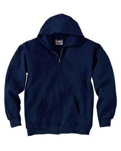 Hanes 9.7 Oz. Ultimate Cotton® 90/10 Full-Zip Hoodie