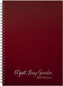 "FlexPlanner™ - Large Value Leatherette (7""x10"")"