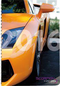 """FlexPlanner™ Medium Full-Color Wrap (5.5""""x8.5"""")"""