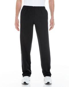 Gildan® Heavy Blend™ Adult 8 Oz. Open-Bottom Sweatpants w/Pockets