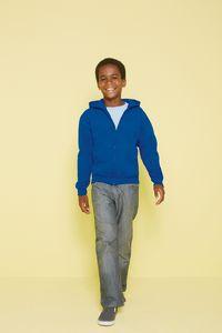 Gildan® Heavy Blend™ Youth 8 Oz. 50/50 Full-Zip Hoodie