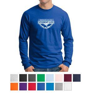 Gildan® Adult Ultra Cotton® Long Sleeve T-Shirt