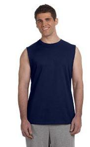 Gildan® Ultra Cotton® 6 Oz. Sleeveless T-Shirt