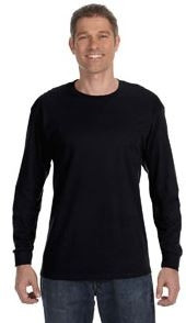 Gildan® Heavy Cotton™ 5.3 Oz. Long-Sleeve T-Shirt