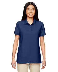 Gildan® DryBlend® Ladies' 6.3 Oz. Double Piqué Polo Shirt