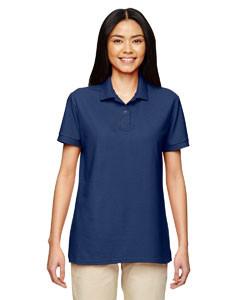 Gildan® DryBlend® Ladies' 6.3 Oz. Double Piqué Polo Shirt