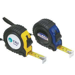 16 Foot Rubber/Plastic Measuring Tape