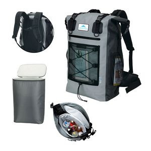 iCOOL™ Xtreme Waterproof Cooler Backpack