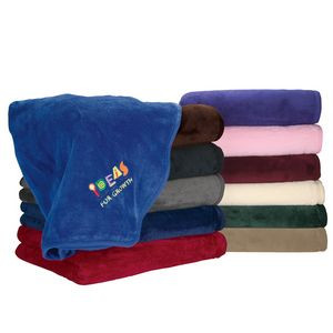 Brookshire Micro-Plush Blanket