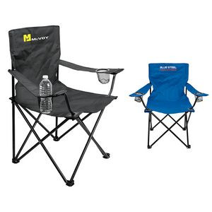 Folding Event Chair w/Carrying Bag