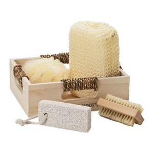 4 Piece Spa Set in a Box