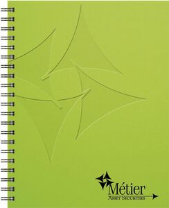 "Classic Large Wire Bound Hybrid Planners™ (8.5""x11"")"