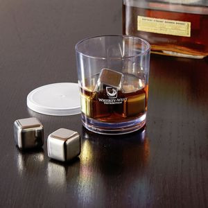 Stainless Steel Ice Cube Cup Set