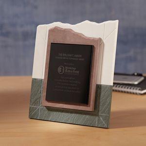 Quad-Stone Mixed Media Award