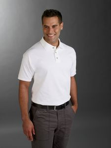 Jerzees Adult Heavyweight Cotton? Jersey Polo